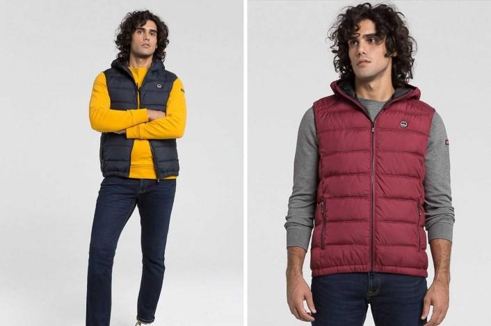 3 modi trendy per indossare il piumino smanicato