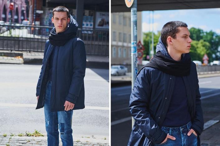 Come indossare la sciarpa per creare look diversi